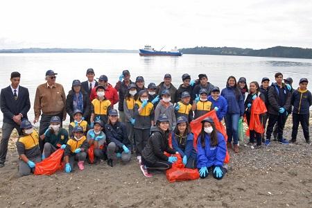 Amplia presencia de autoridades en Chiloé