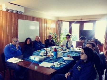 Seremi de Medio Ambiente reestructura Mesa Regional de Humedales y sesiona mesa núcleo