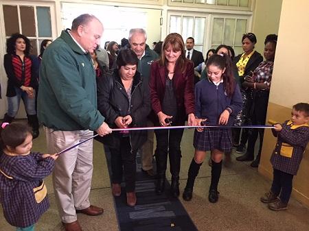 Nueva infraestructura para la escuela Standard