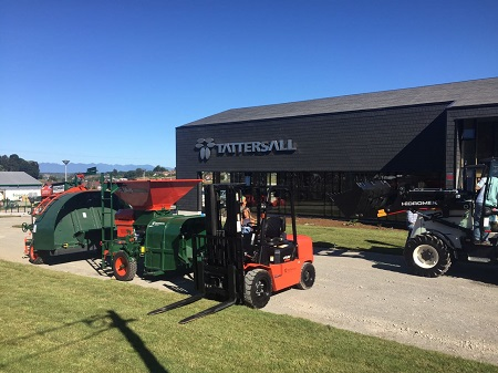 Tattersall GDA consolida operaciones en zona Sur de Chile