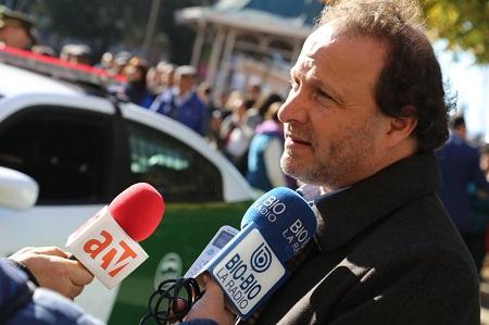 Senador De Urresti llamó a dar solución a necesidades en cobertura policial que presenta la Región de Los Ríos