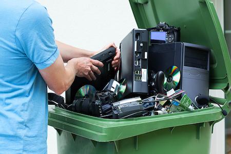 Asociación Municipios Residuos Sólidos Apoyará E-Waste 2018