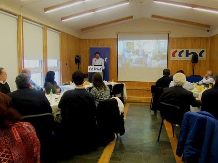 Cámara Chilena de la Construcción presentó siete propuestas para potenciar el desarrollo territorial a líderes locales
