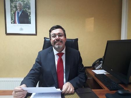 Asume nuevo director regional de CONAF Biobío