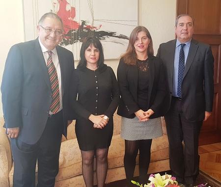 Senadores Bianchi y Huenchumilla reafirman compromiso con igualdad ante la ley