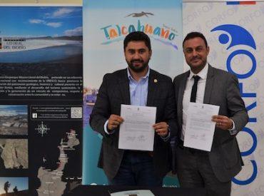 Lanzan Proyecto Geoparque Minero Litoral Biobío en Talcahuano