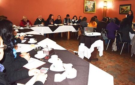 Mesa Regional de Mujeres Rurales de INDAP proyecta 2018 junto a nuevas autoridades