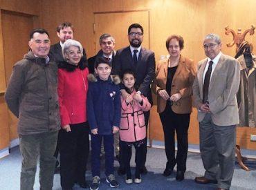 Magistrado Juan Vío asume como nuevo juez titular del Juzgado del Trabajo de Osorno