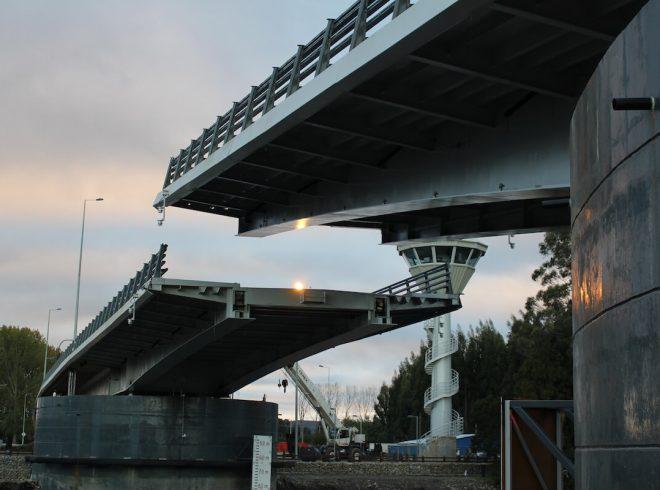Avanza la solución definitiva para el puente Cau Cau