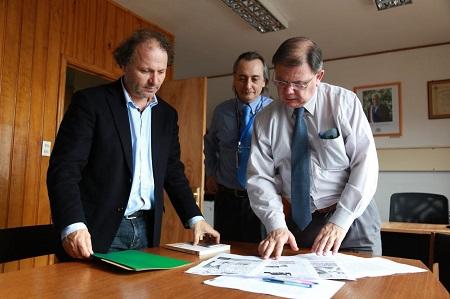 Senador De Urresti: «Seguiremos apoyando hasta lograr el Centro de Trasplantes en Valdivia»