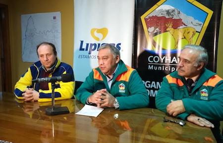 Municipio gesta alianza estratégica para comenzar la descontaminación de Coyhaique