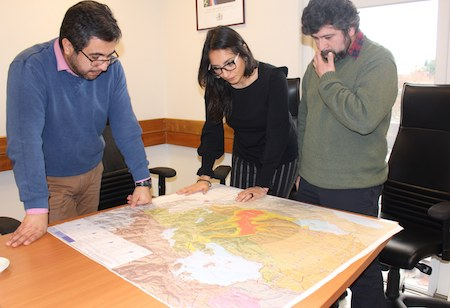 MOP de Los Ríos activó sus protocolos de alerta ante posible  emergencia volcánica del Cordón Caulle