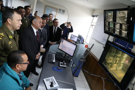 Talcahuano será la ciudad con mayor número de cámaras vigilancia en la región