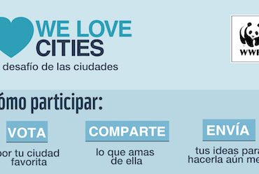Últimas semanas para votar en competencia de ciudades sostenibles We Love Cities