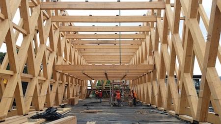 Biobío será la capital de la construcción sustentable en madera