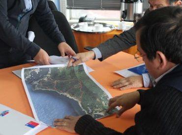 Seremi de Los Ríos realiza exitosa visita a la comuna Puerto de Corral