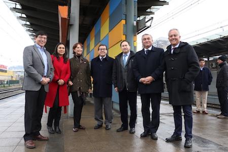 Seis empresas compiten para adjudicarse la fabricación del nuevo material rodante que operará Biotrén
