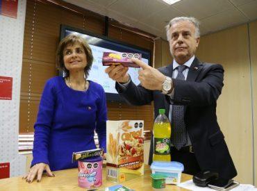 Ministro de Salud se refiere a la entrada en vigencia del segundo tramo de la Ley de Etiquetado