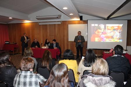 Jardines infantiles particulares participaron en Jornada Informativa de la Supereduc Los Ríos
