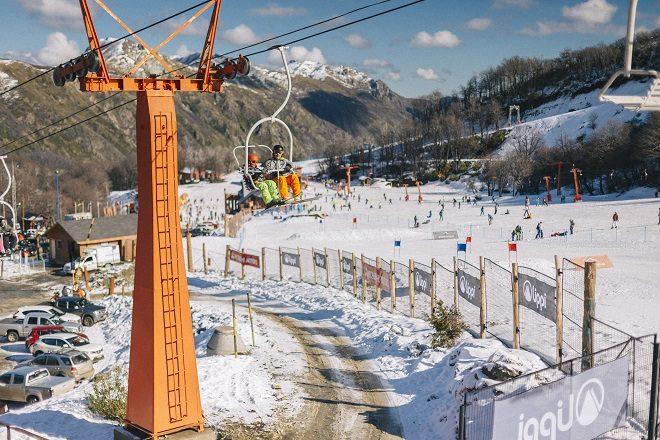 El mejor centro de ski de Chile prepara las pistas para esta nueva temporada