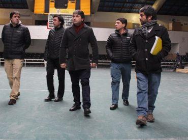 Todo listo en el Coliseo para recibir hoypartido mundialista Chile – Colombia