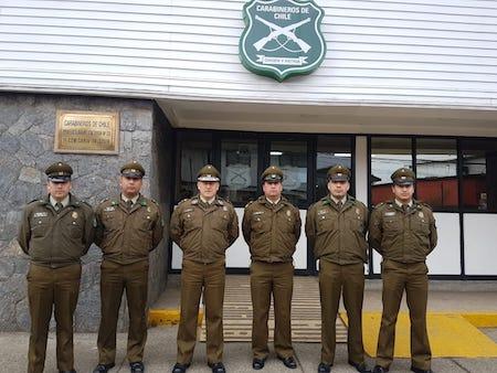 Carabineros refuerza servicios policiales para combatir el abigeato