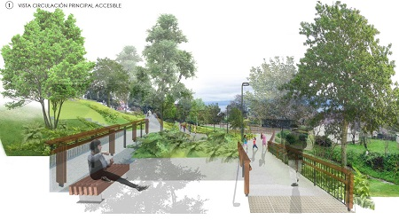 Finaliza proceso de participación ciudadana para diseño de Parque Eje Tringlo en Lago Ranco