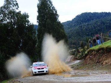 """Intendente Giacaman: """"La Región del Biobío no puede perder el Rally Mundial"""""""