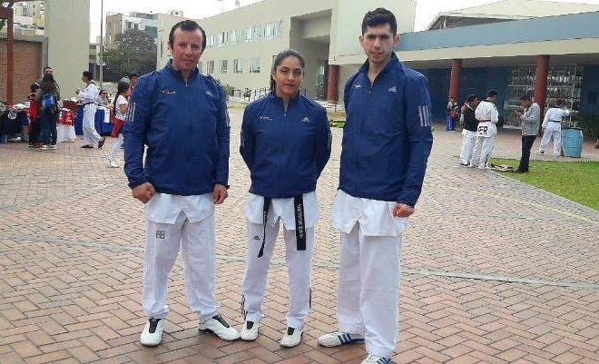 Taekwondistas paillaquinos consiguieron para Chile dos oros y una plata en competencia Internacional