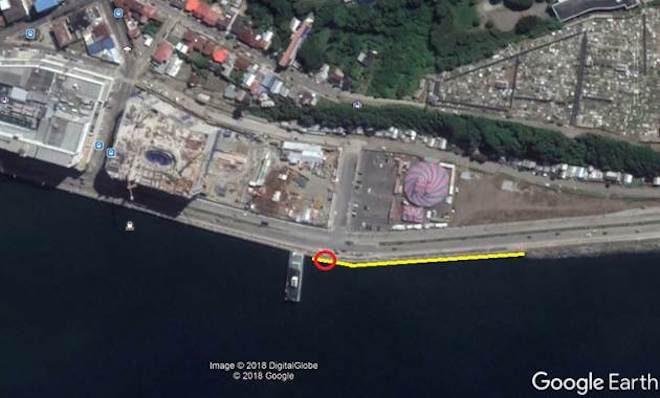 MOP Los Lagos intervendrá costanera de Puerto Montt debido a socavamiento