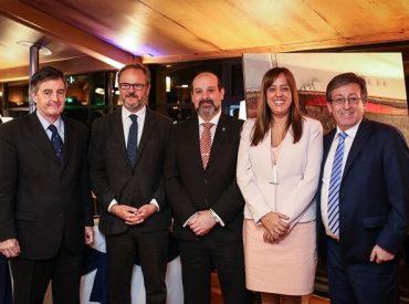 Cámara de Comercio de Puerto Montt celebró su 107° Aniversario en tradicional cena junto a socios y autoridades