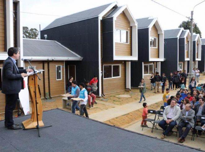 Municipio construirá proyecto habitacional Guacamayo I para 77 familias valdivianas