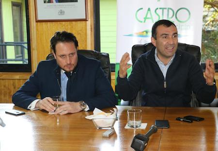 Castro Municipio adopta medida para proteger el casco histórico de la ciudad