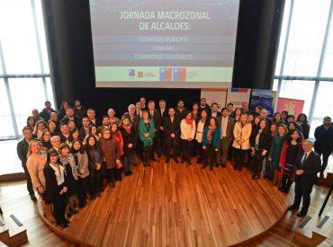 Chile y Dinamarca refuerzan vida saludable en Frutillar
