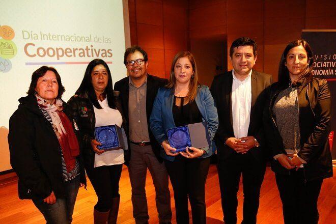 Ministerio de Economía premia a Comfrule Cooperativa de frambuesas de La Unión