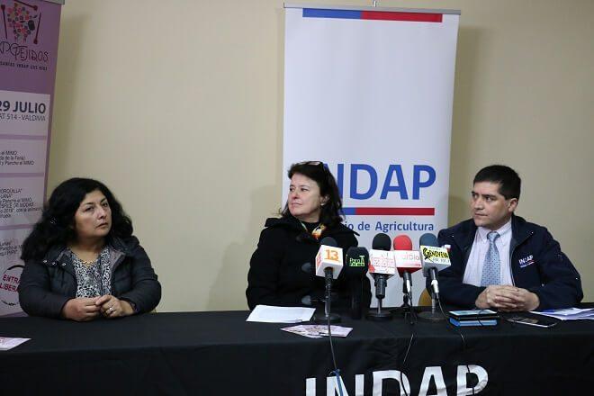 Los Ríos: Lanza cuarta Expo Tejidos 2018y potencia rubro lana