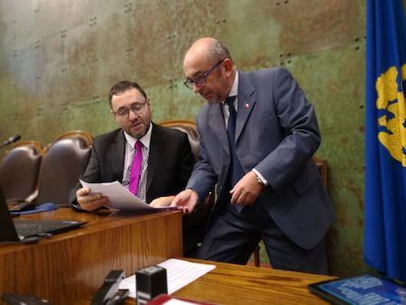 DIputado Leonidas Romero (RN) cuestiona que se dilate votación de informe sobre irregularidades de ENAP en la sala