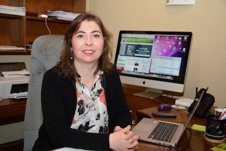 Dra. Carola Otth es la segunda mujer en asumir como prorrectora de la UACh