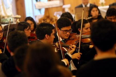 Orquesta Filarmónica de Los Ríos vuelve al escenario con un director invitado y cuatro conciertos en dos comunas