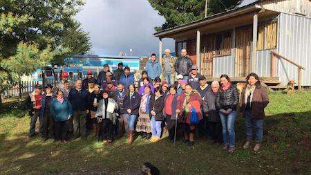 Agricultores del Programa de Desarrollo Territorial Indígena de La Unión mejoran su economía familiar