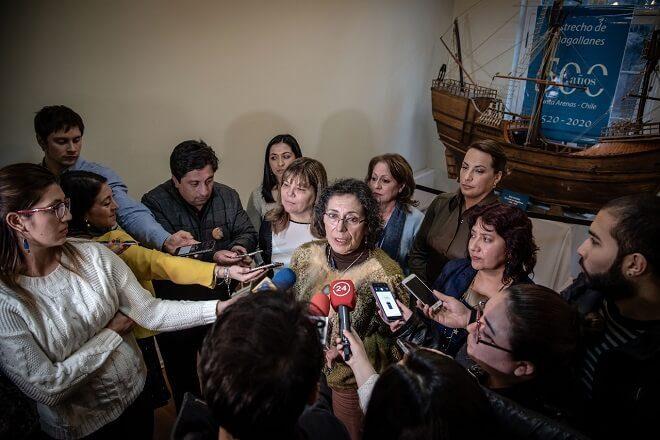 Intendenta de Magallanes recibe a Subsecretaria de Redes Asistenciales