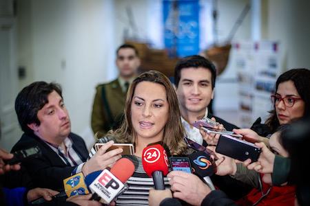 Gobierno designa a María Castañón como nueva intendenta de Magallanes