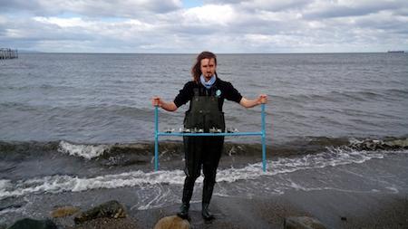 Científicos hallan inusual microorganismo en las costas de Magallanes