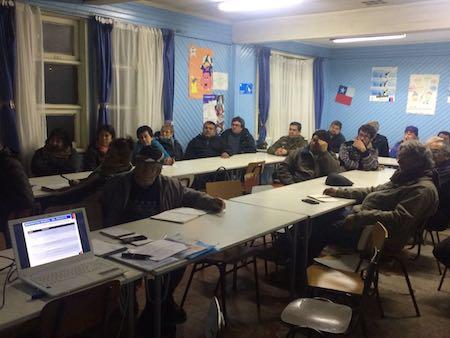 MOP presentó proyecto Ruta Longitudinal a vecinos de Chiloé