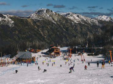 Nevados de Chillán abrió sus puertas y dio la bienvenida al invierno