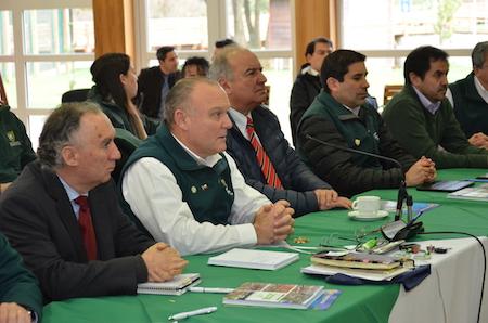 Municipio se reúne con autoridades regionales para analizar nuevos proyectos para Temuco