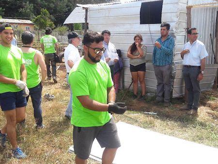Trabajos Voluntarios de Invierno se tomarán la comuna de Quilaco