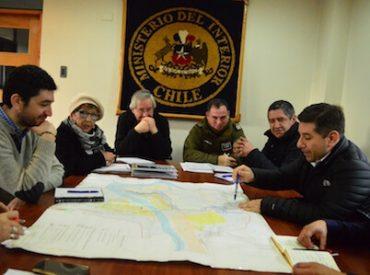 Desarrollan trazado nueva línea de taxis colectivos para Puerto Aysén
