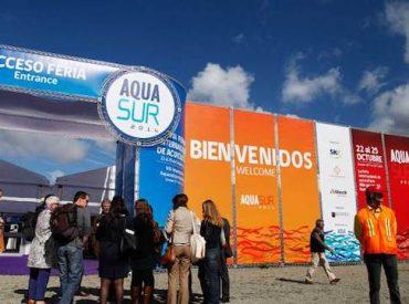 AquaSur 2018 se consolida como la Feria Internacional de Acuicultura más grande del hemisferio sur