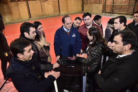 En multitudinario evento, autoridades regionales de Los Ríos lanzan Programa de Recambio de Calefactores 2018